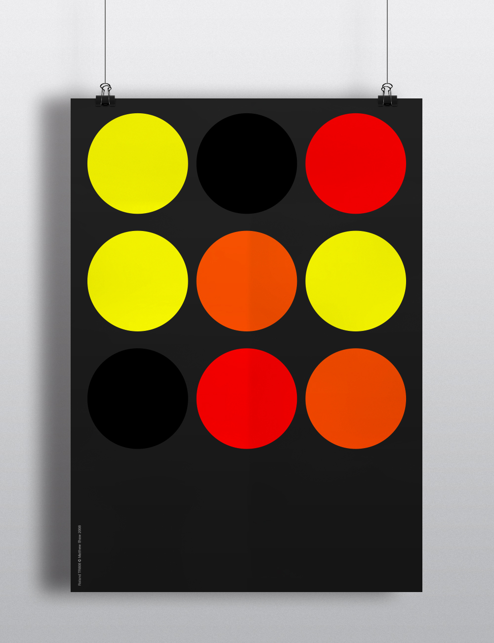 Roland Posters TR808