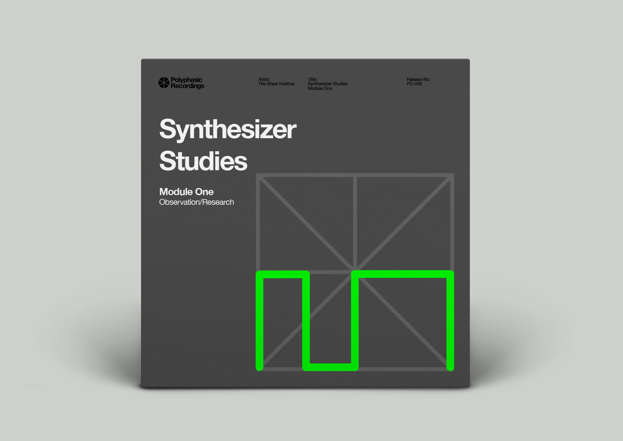 Synthesizer Studies 1