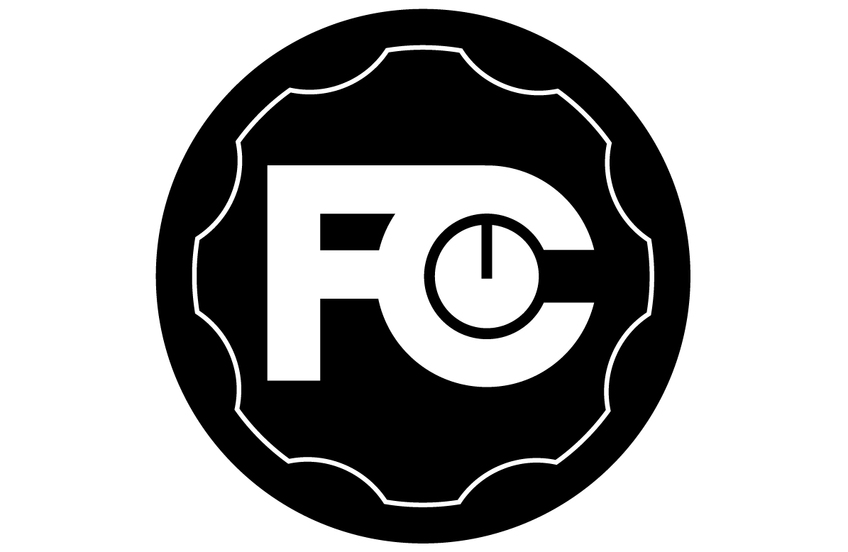 frequency central badge